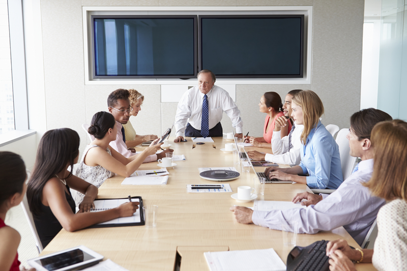 executive coaching how to start a meeting