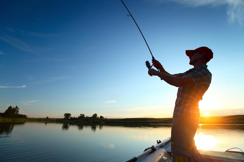 executive coaching work-life balance fishing