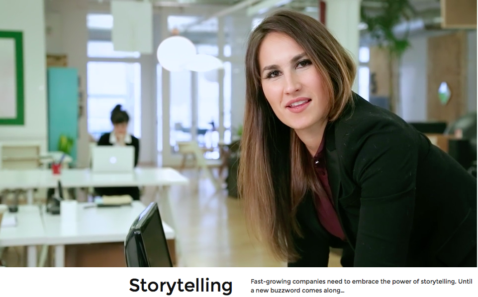 Career Coaching: Telling Your Story
